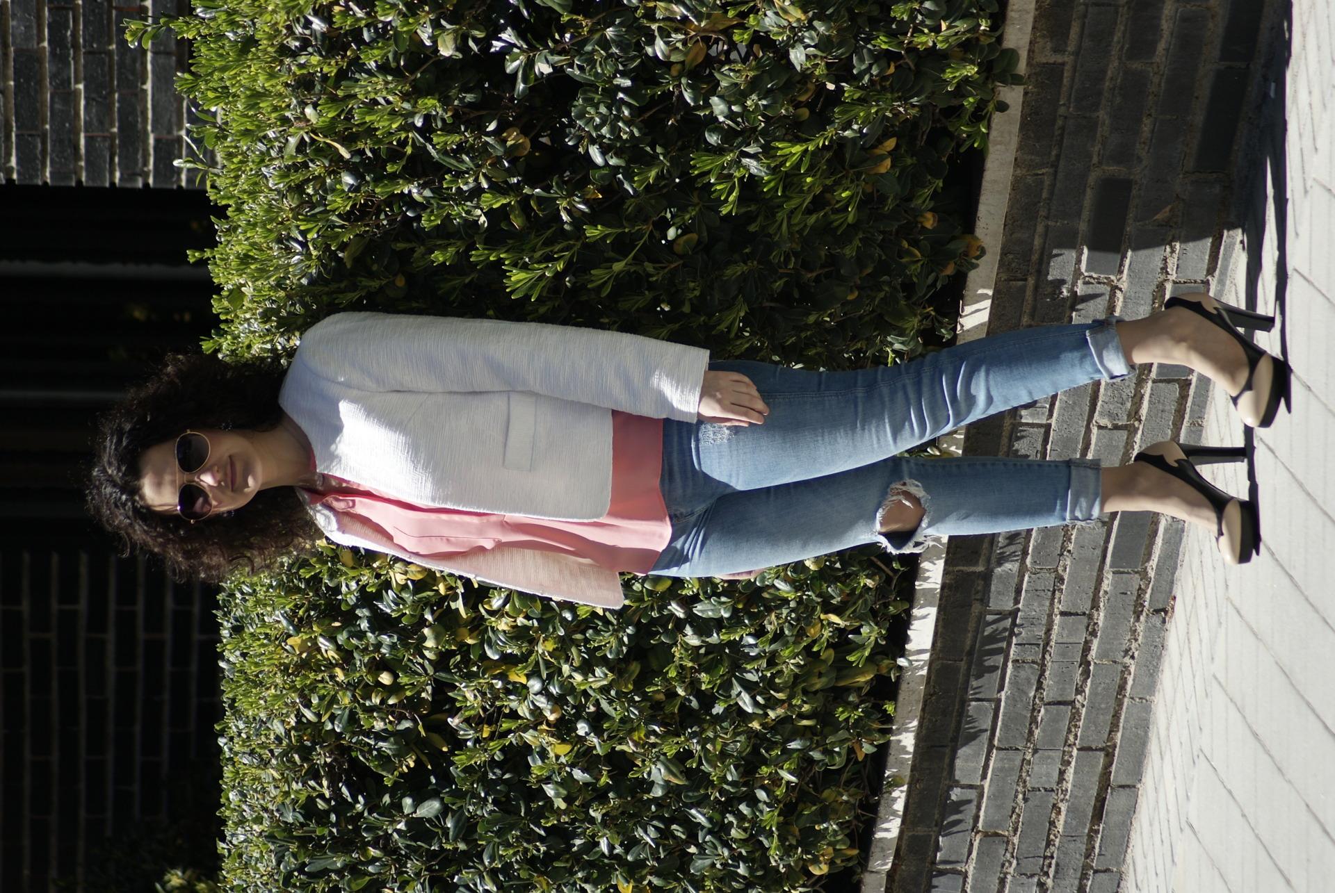 Esther Ramos chaqueta blanca 08