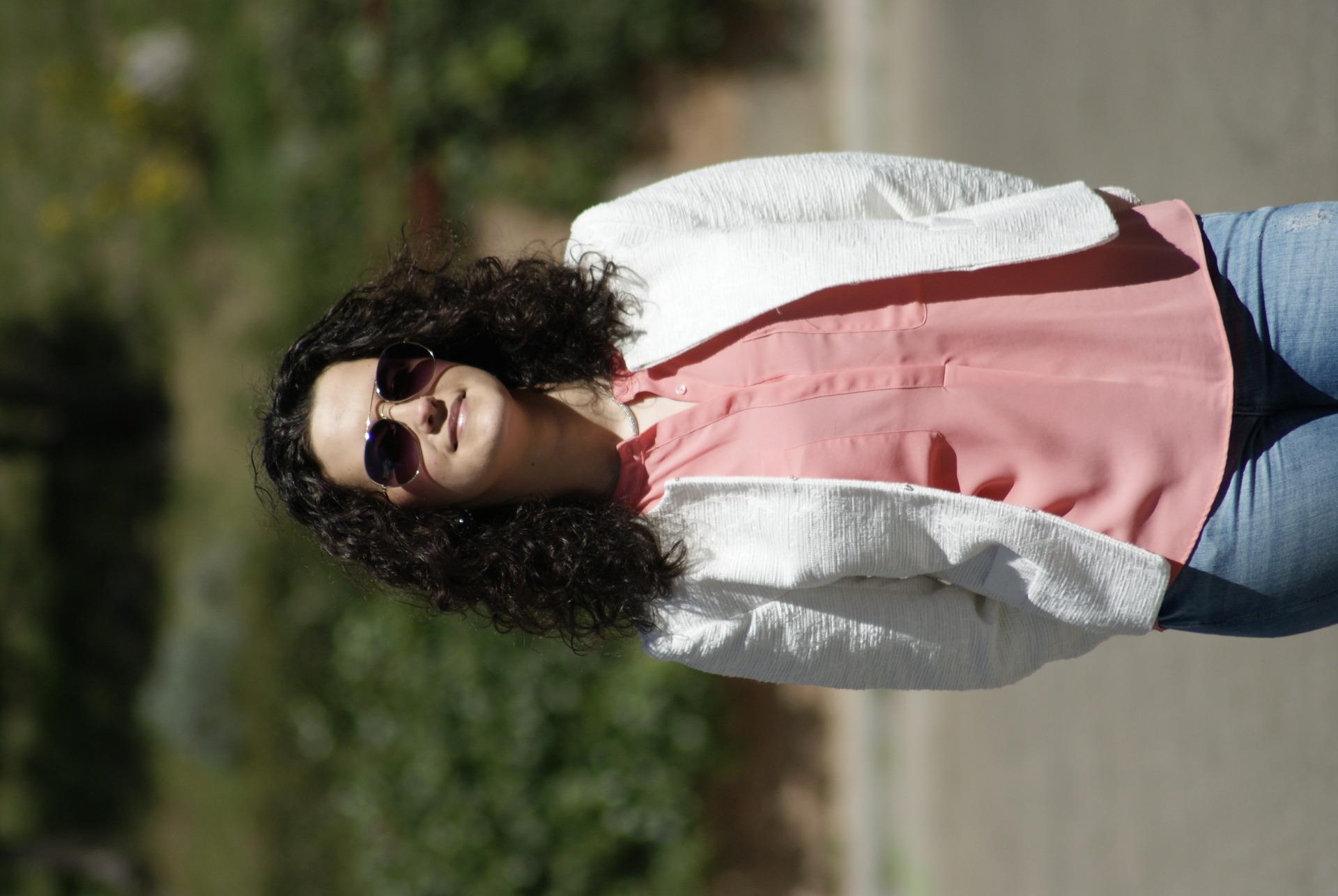 Esther Ramos chaqueta blanca 06